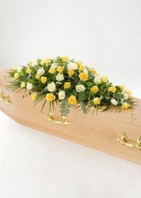 Double Ended Rose Casket Spray